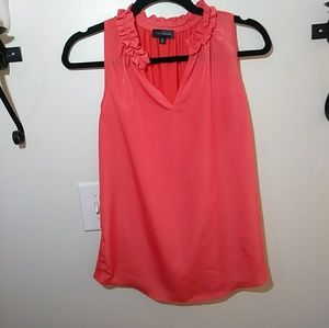 The Limited sleeveless blouse.